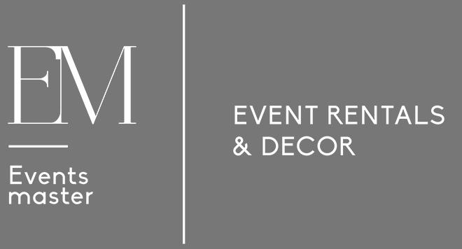 Events Master - event rentals